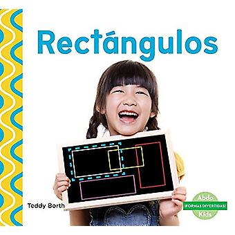 Rectangulos (Rectangles) by Teddy Borth - 9781624026188 Book