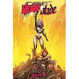 Vampblade Volume 8: Queen of Hell