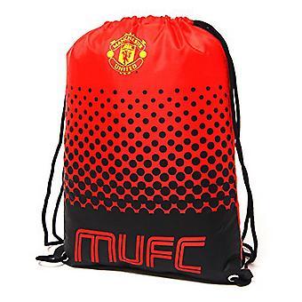 Manchester United United Fade Gym Bag