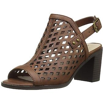 Easy Street Womens Erin Open Toe Casual Ankle Strap Sandales