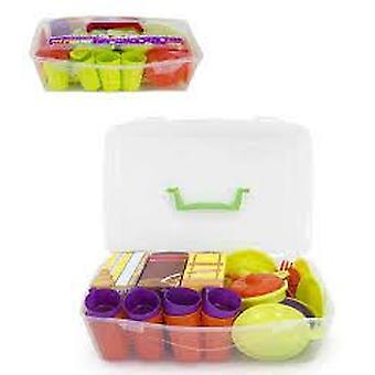 Vicam Toys Assorted Fruits And Vegetables