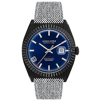 Jason hyde i have a date watch for Women Analog Quartz with clothing bracelet JH30006