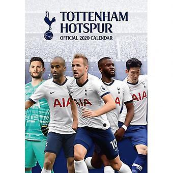 Tottenham Hotspur Calendar 2020