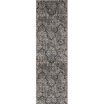 2' x 7' Taupe or Sand Ancient Viscose Runner Rug