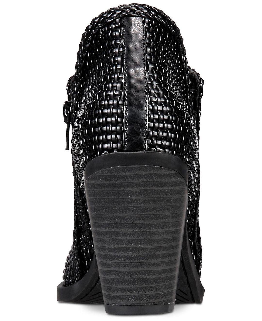 ESPRIT kvinner Kelsie fabric spiss tå ankel mote støvler