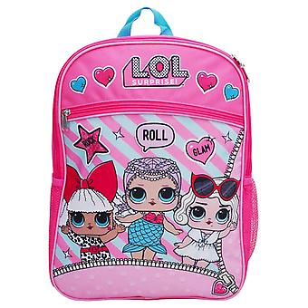 Backpack - L.O.L. Surprise - Rock Roll Glam Pink 16
