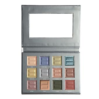 Bellapierre 12 Color Pro Jewel Eye Palette