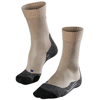 Falke Trekking 2 Cool Socks - Nature Melange Beige