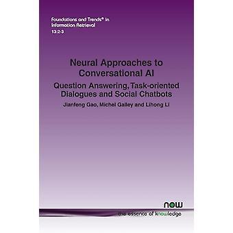Neurale benaderingen van conversationele AI door Jianfeng Gao