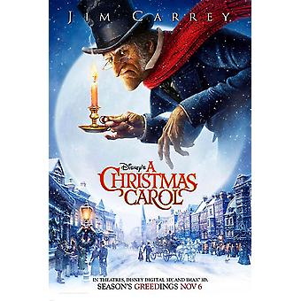 A Christmas Carol Original Movie Poster - Double Sided Advance