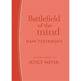 Battlefield of the Mind New Testament Coral Leather by Joyce Meyer Meyer