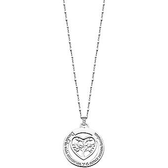 Necklace and pendant Lotus Silver TREE OF LIFE LP1642-1-1 - necklace and pendant TREE OF LIFE money woman