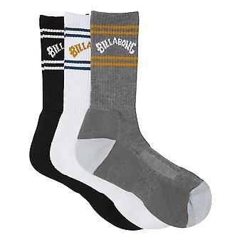 Billabong Arch Crew Socks in Mixed