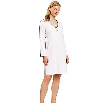 Féraud 3201027-16422 Women's Couture Rose Grey Loungewear Nightdress