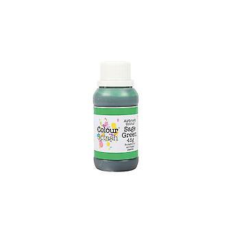 Farbe Splash Airbrush Farben - Sage Green