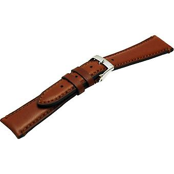 Morellato Leather Strap 006 041 018-X3495 male, 18 mm, Brown