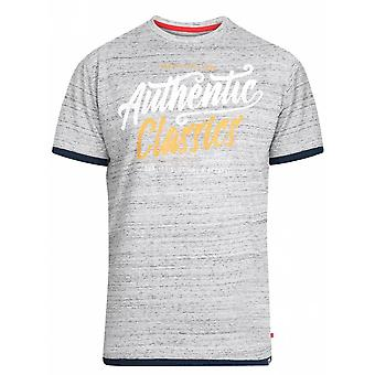 DUKE Duke D555 Authentic Printed Fashion T-Shirt