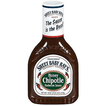 Sweet Baby Ray's Honey Chipotle Barbecue Saus 18 oz Bottle