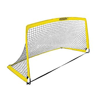 MV Sports Kickmaster 8ft Flexi Fibreglass Football Goal