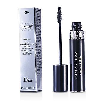 Diorshow nyt udseende mascara # 090 nyt look sort 136751 10ml/0.33oz