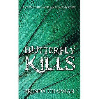 Butterfly Kills: een Stonechild en Rouleau Mystery