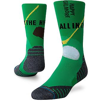 Stance Happy Hips Crew Socks in Green