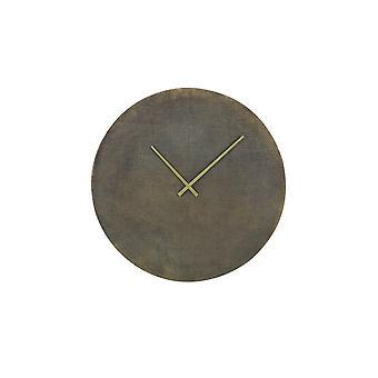 Valo & Elävä kello 74cm Nurran Texture Antiikki pronssi