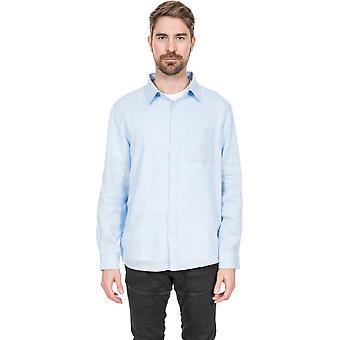 Trespass Mens Linley Ademende Casual Long Sleeve Shirt