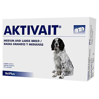 VetPlus Aktivait Large Breed 60 Capsules Blister (Dogs , Supplements)