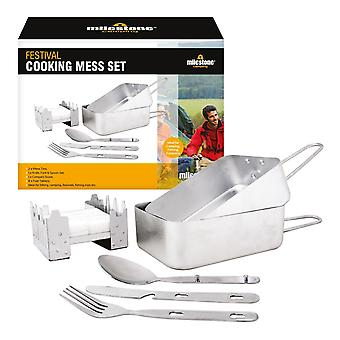 Milestone Festival Cooking Mess Set