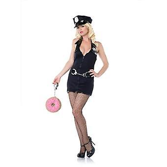 Fantasia de Garota da Polícia para mulheres