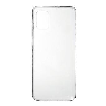 Hull For Samsung Galaxy A71 Transparent Flexible