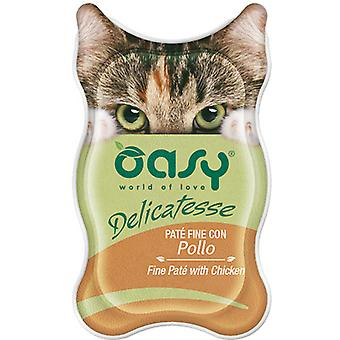 Oasy Fine Pate with Chicken (Cats , Cat Food , Wet Food)