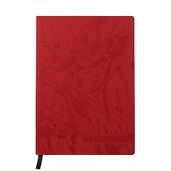 Flexicover A5 Notebook-Deadpool
