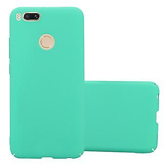 Cadorabo Hülle für Xiaomi Mi A1 / 5X hülle case cover - Hardcase Handyhülle aus Plastik gegen Kratzer und Stöße – Schutzhülle Bumper Ultra Slim Back Case Hard Cover