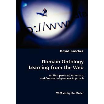 Domain Ontology Learning from the Web by Snchez & David