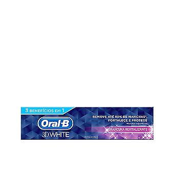 Oral-b 3d Blanco Blancura Revitalizante Pasta Dentífrica 75 Ml Unisex
