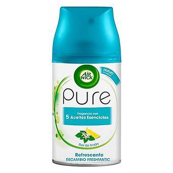Air Wick FreshMatic Pure Virkistävä ilmanraikastin Täyttö 250 ml