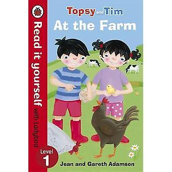 Topsy und Tim-Auf der Farm-Lesen Sie es selbst mit Ladybird-Level 1