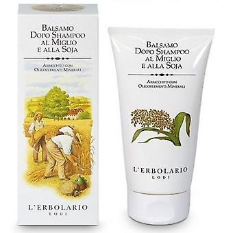 L'Erbolario Hair Conditioner with Millet and Soya