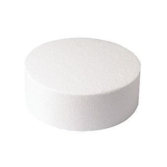 Culpitt Round Straight Edged Polystyrene Cake Dummy - 9