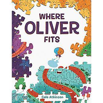 Where Oliver Fits by Cale Atkinson - 9780735265110 Book