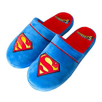 Official DC Comics Superman Slippers