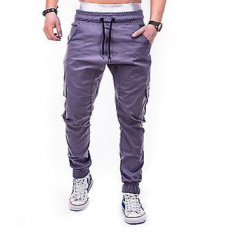 Allthemen Men's Spodnie sportowe Wasit-Adjustable Sports Casual Spodnie