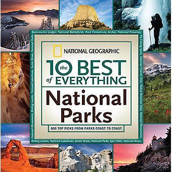 I 10 migliori di tutto parchi nazionali da National Geographic - 978