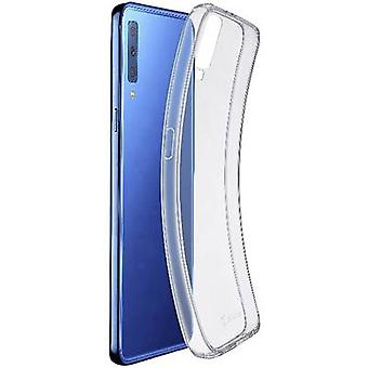 Cellularline FINECGALA72018T Back cover Samsung Galaxy A7 Transparant