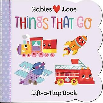 Things That Go by Cottage Door Press - 9781680525038 Book