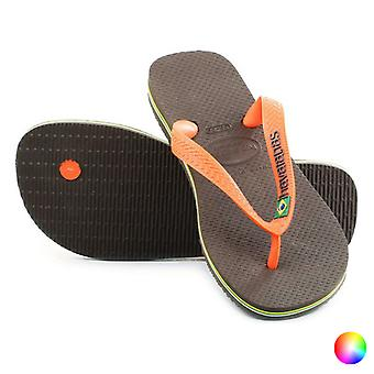 Men's Flip Flops Havaianas BRASIL LOGO/43-44
