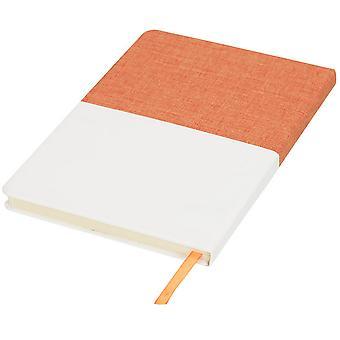 Bullet två tonar A5 Canvas Notebook