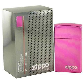 Zippo - Pour Homme pink refillable - Eau De Toilette - 30ML